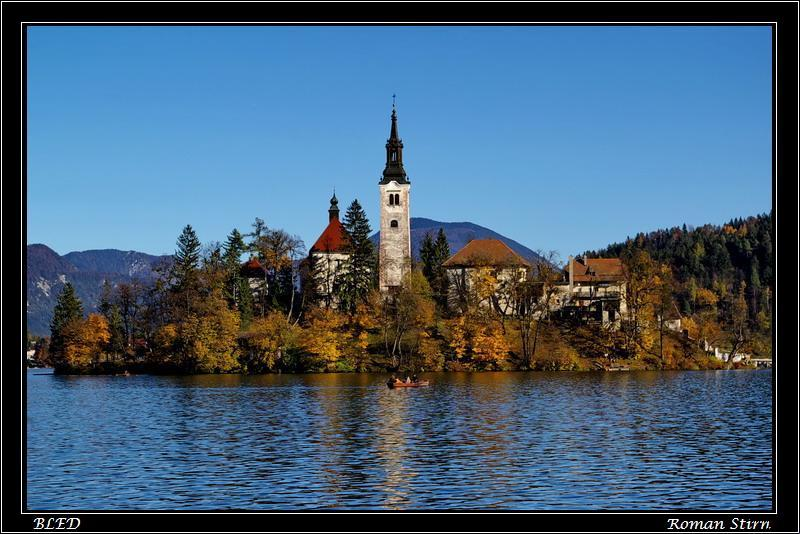 "photo ""Bled"" tags: landscape, water"
