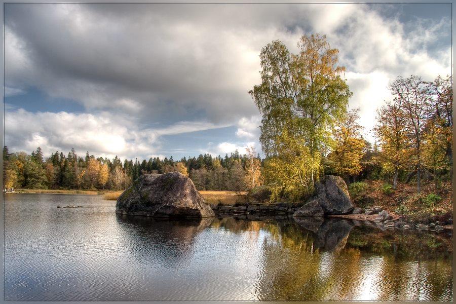 """фото """"Осень в Монрепо #7"""" метки: пейзаж, осень"""