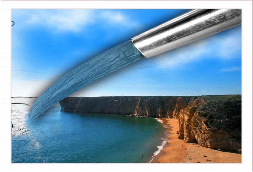 """фото """"***"""" метки: фотомонтаж, пейзаж, облака"""