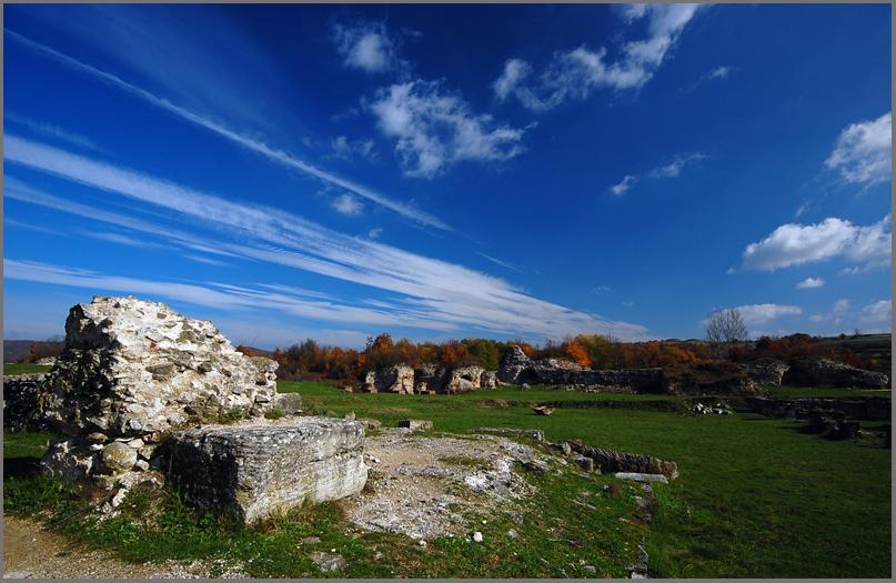 """photo """"Romans are gone"""" tags: landscape,"""