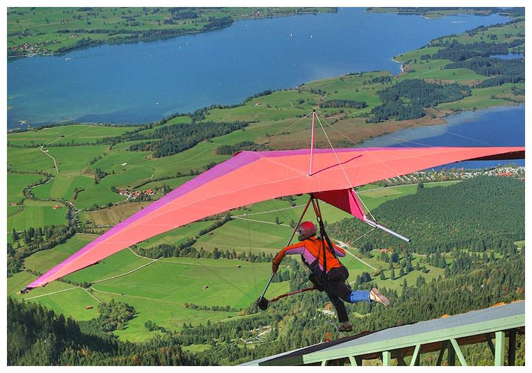 "фото ""Flying high"" метки: спорт, пейзаж, горы"