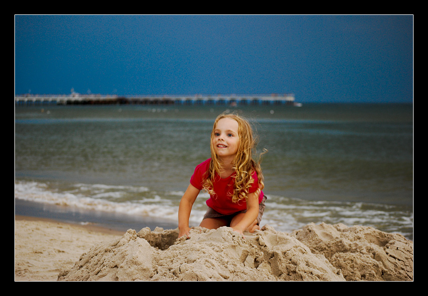 "photo ""Vacation"" tags: portrait, genre, children"