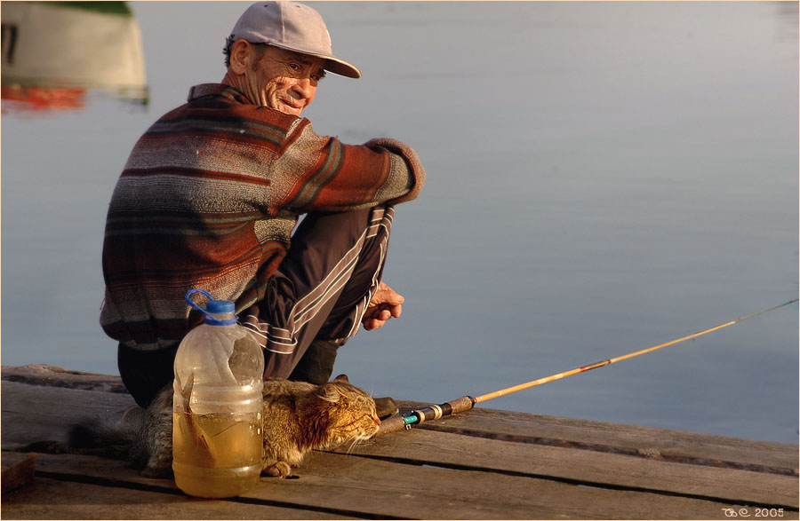 "photo ""Fishermen"" tags: genre,"
