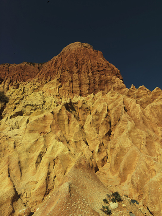 "photo ""The Yellow ....."" tags: landscape, mountains"