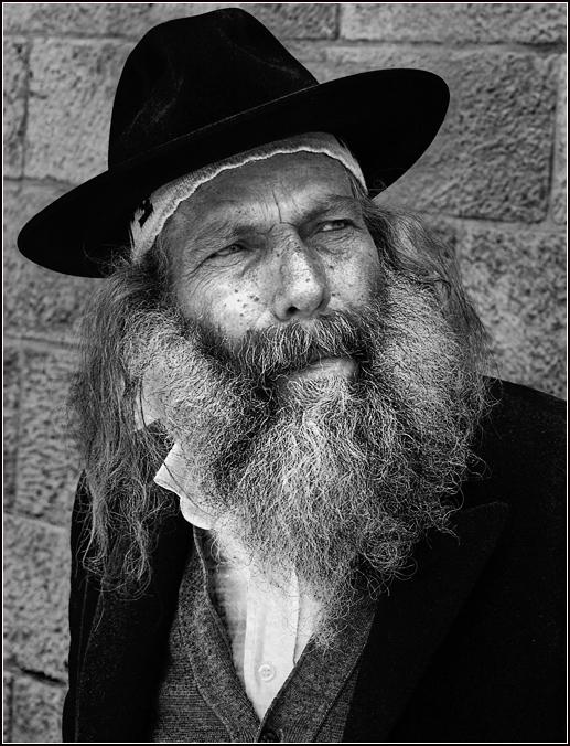 """фото """"Мои года..."""" метки: портрет, черно-белые, мужчина"""