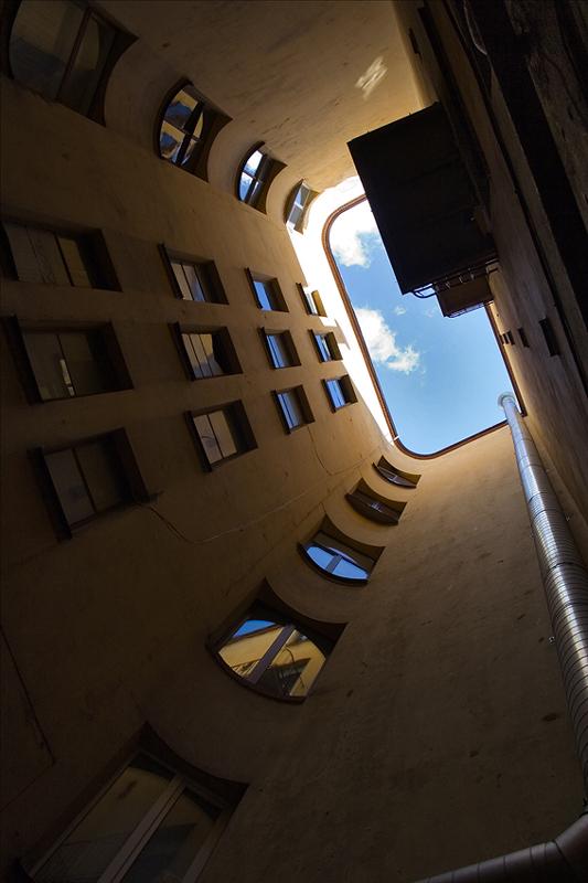 """фото """"Вижу небо..."""" метки: город, фрагмент,"""