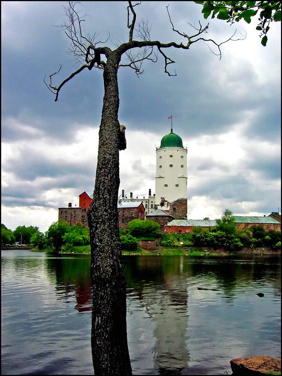 """фото """"Замок"""" метки: пейзаж, вода"""
