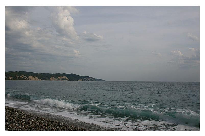 """фото """"Самое синее в мире...."""" метки: пейзаж, вода"""