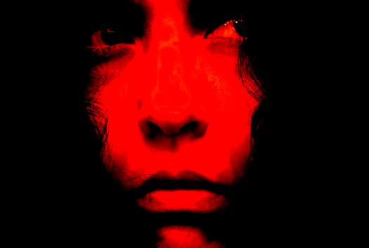 "photo ""Bid the Devil Adieu"" tags: portrait, woman"