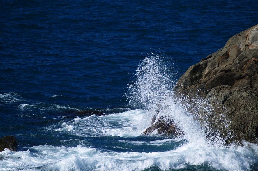 "фото ""Пена волн и шум прибоя"" метки: пейзаж, вода"