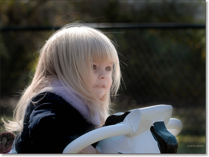 """photo """"Playground Angel"""" tags: portrait, children"""