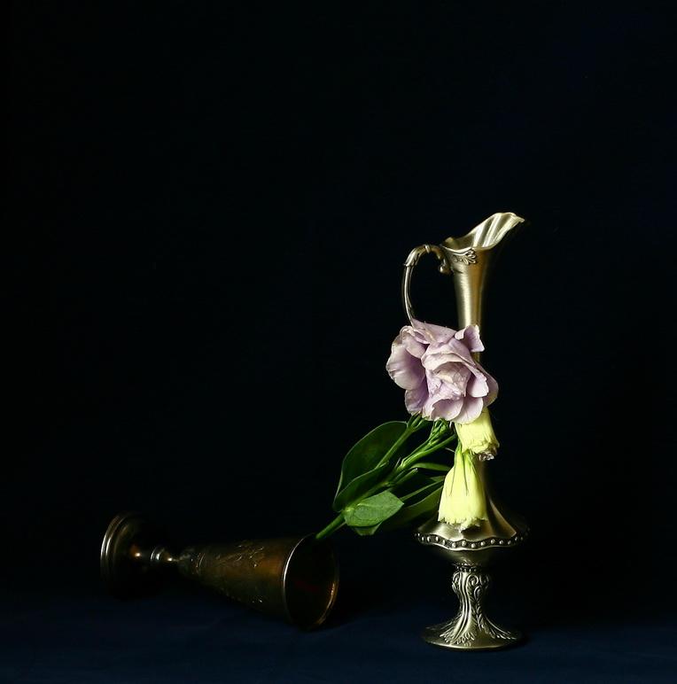 """фото """"Общение на языке цветов  No.2"""" метки: натюрморт,"""