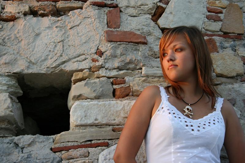 """фото """"В ожидании Джека Воробья..."""" метки: портрет, женщина"""