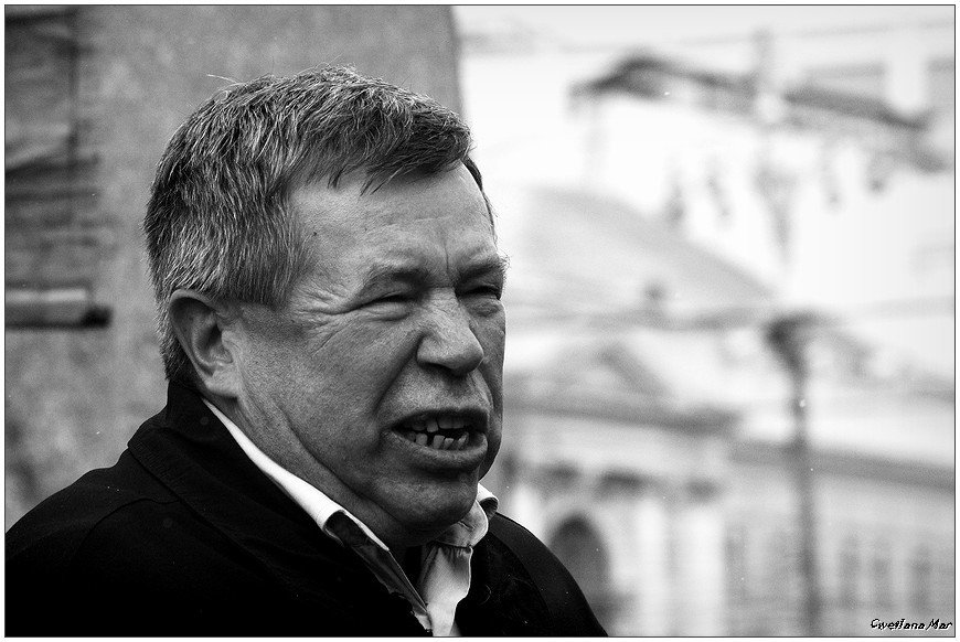 """фото """"Виктор Анпилов как великий последний шанс коммунизма"""" метки: жанр,"""