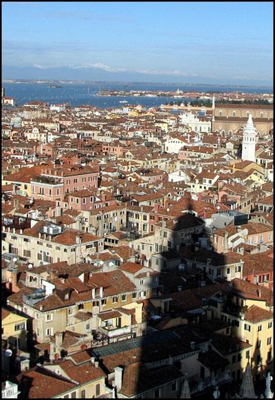 """фото """"Полёт над Венецией"""" метки: путешествия, Европа"""