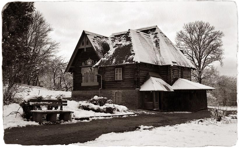 "фото ""Старый Смоленск"" метки: архитектура, фотомонтаж, пейзаж,"