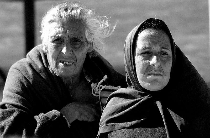 "фото ""Sadness..."" метки: портрет, женщина"