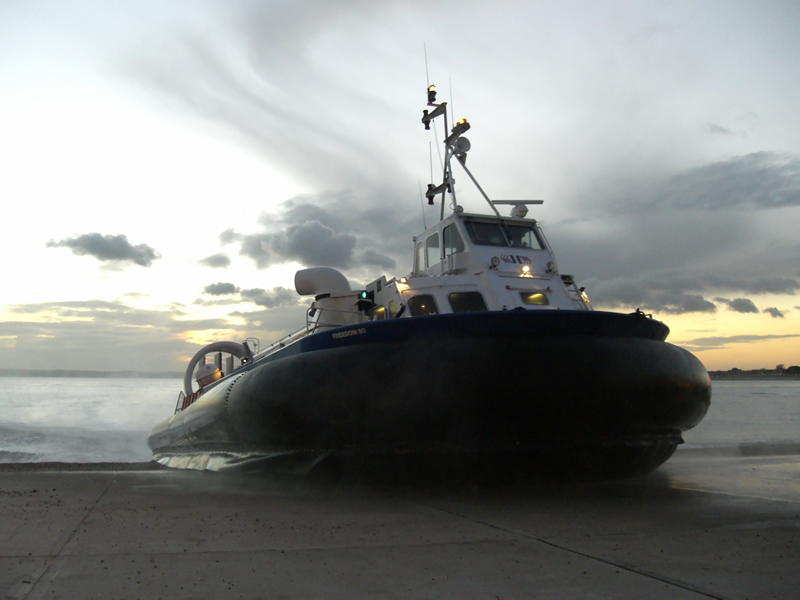 "photo ""Southsea - Ryde Hovercraft"" tags: ,"