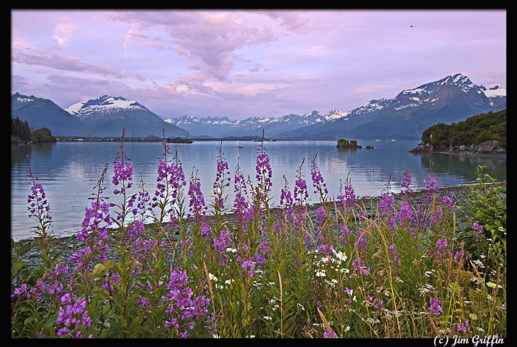 "photo ""Valdez pic #2"" tags: landscape, mountains, water"