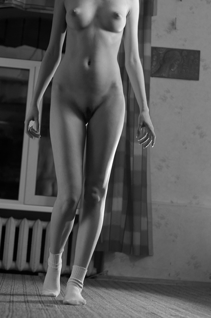 "photo ""без слов"" tags: nude, black&white,"