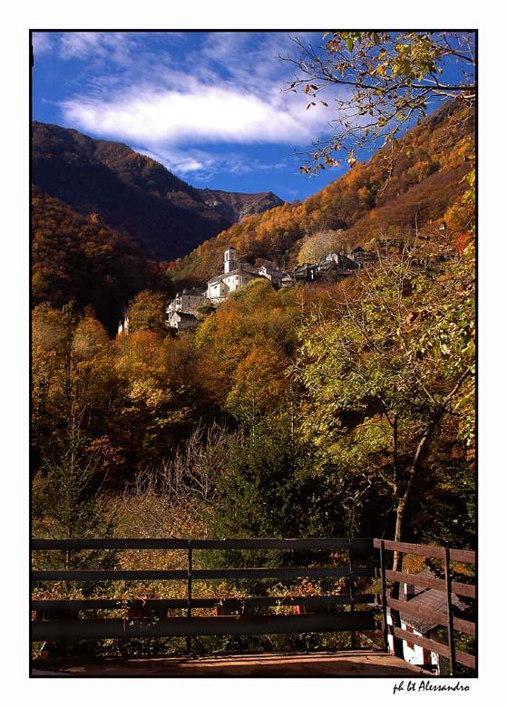 """photo """"autumn"""" tags: landscape, mountains"""