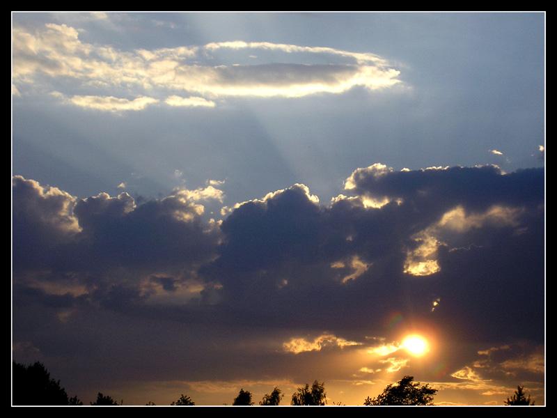 """фото """"Солнце заходит"""" метки: пейзаж, закат"""