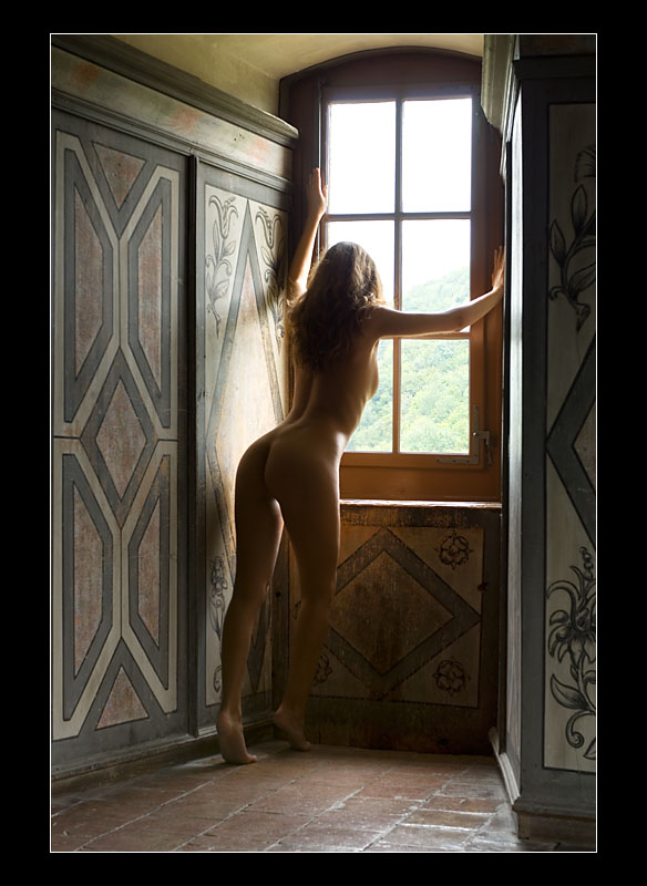 "photo ""Windowview"" tags: nude,"