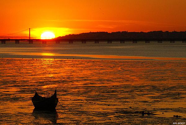 """фото """"So do I"""" метки: пейзаж, вода, закат"""