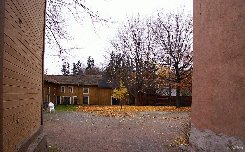 """фото """"Проход Passing"""" метки: пейзаж, город, осень"""