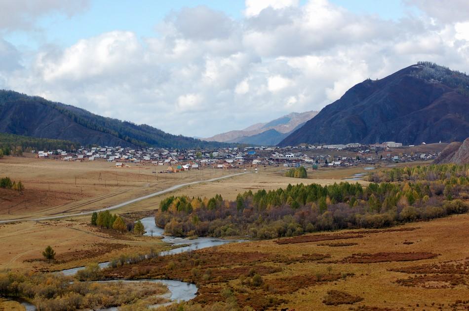 """фото """"Усть-Кан"""" метки: пейзаж, горы"""
