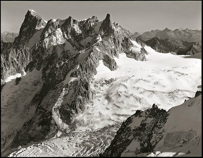 """photo """"Chamonix"""" tags: landscape, mountains"""