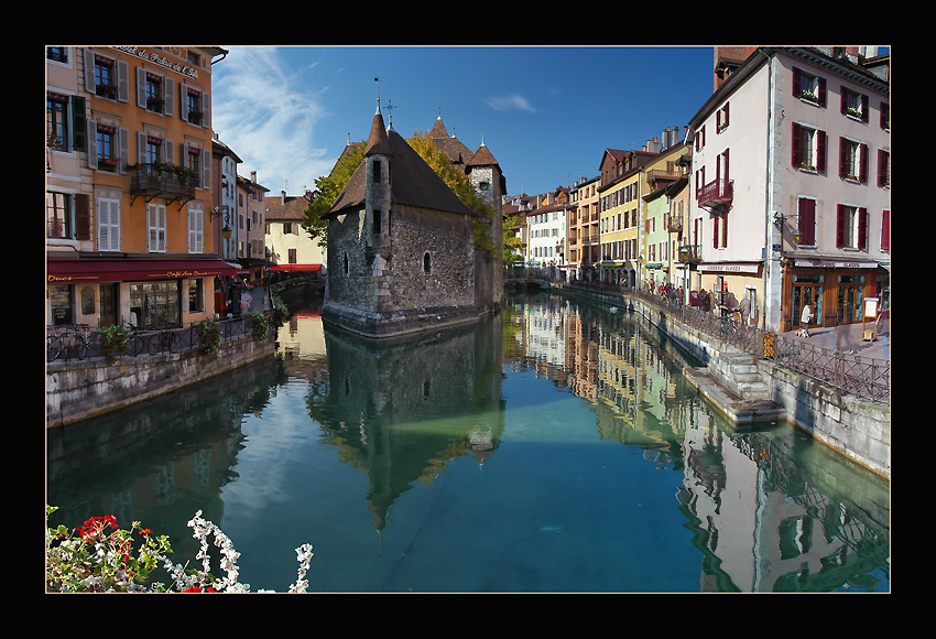 "photo """"Carte Postale..."""" tags: architecture, landscape, water"