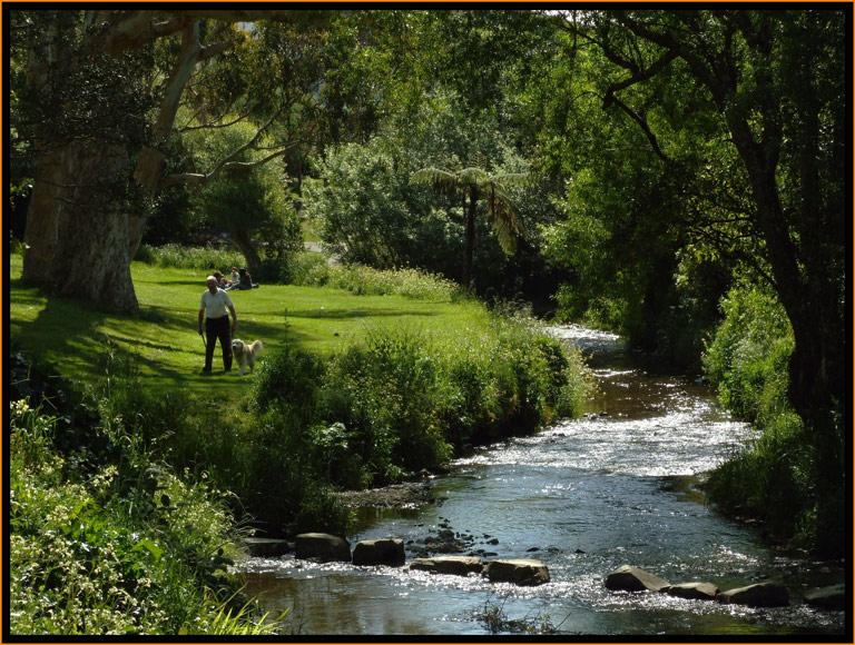 """фото """"Hudsons  Walk"""" метки: пейзаж, весна"""