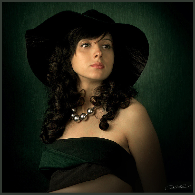 "photo ""Zhamkoff"" tags: portrait, glamour, woman"