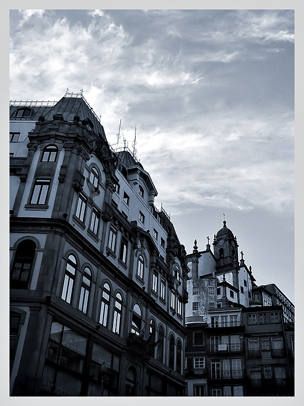 "photo ""***"" tags: black&white, architecture, landscape,"
