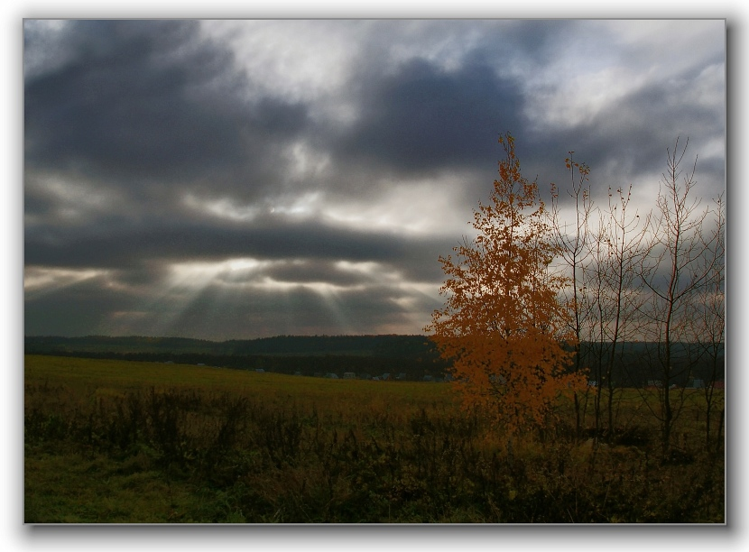 "photo ""***"" tags: landscape, autumn, clouds"