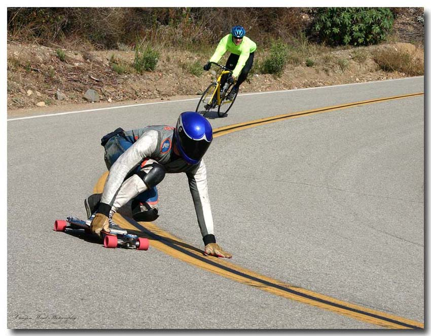 "photo ""Downhill Racers !"" tags: portrait, sport, man"