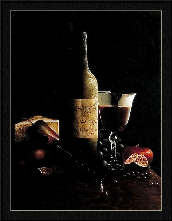 "photo ""vin et grenades de cru"" tags: still life,"