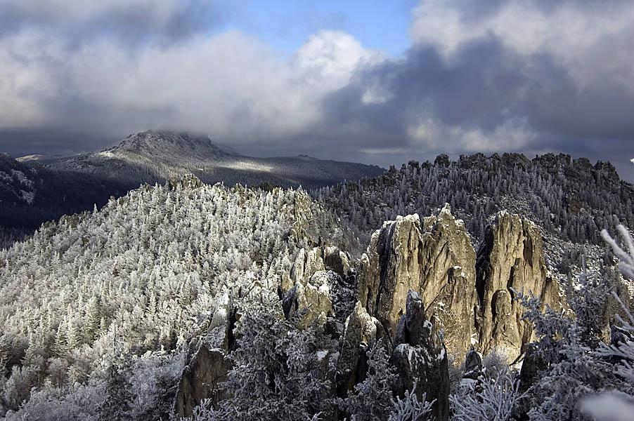 """фото """"двухглавая"""" метки: пейзаж, горы"""