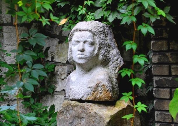 """фото """"Из глубины веков..."""" метки: архитектура, портрет, пейзаж, женщина"""