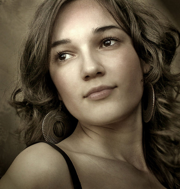 """фото """"Молодая"""" метки: портрет, женщина"""