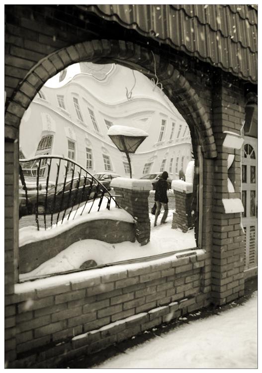 """фото """"***"""" метки: черно-белые, город,"""
