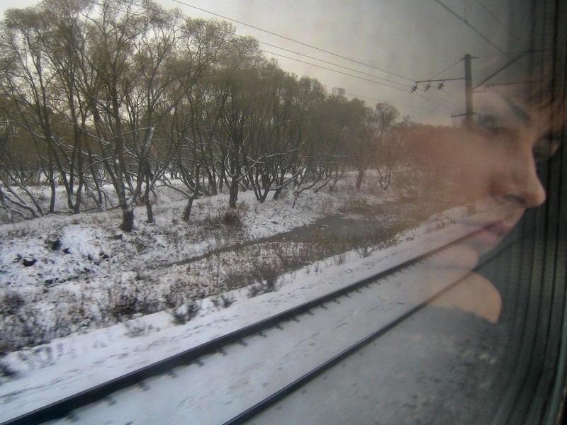 """фото """"~ Р Ж Д ~"""" метки: портрет, пейзаж, женщина, зима"""