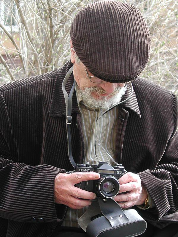 "фото ""Фотограф"" метки: портрет, мужчина"