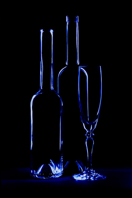 "photo ""Bottles2"" tags: still life, abstract,"