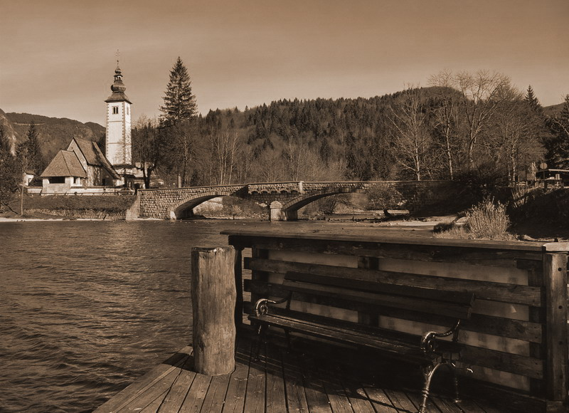 "photo ""Bohinj"" tags: old-time,"