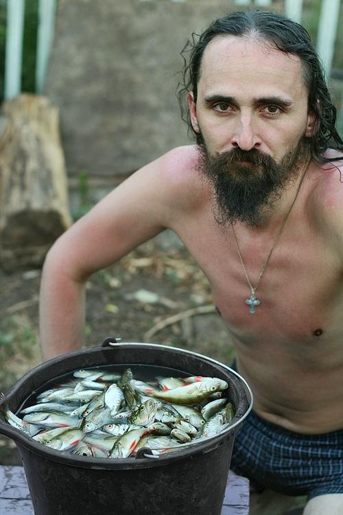 "фото ""о рыбаках и рыбке"" метки: портрет, мужчина"