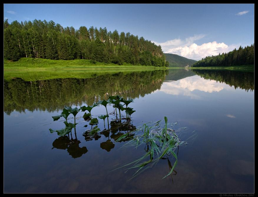 "photo ""Ural, Chusovaya river / 0172_0081"" tags: landscape, travel, summer"