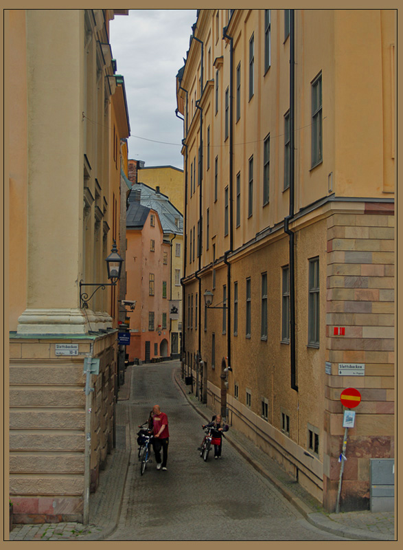 "photo ""Stockholm streets"" tags: architecture, travel, landscape, Europe"