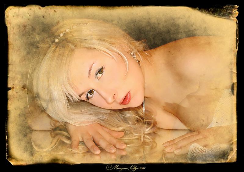 "фото ""..я"" метки: портрет, женщина"